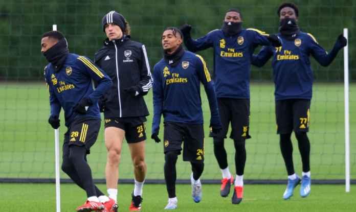 Arsenal Mulai Rangkaian Laga Penting, Ini Lineup di Kandang Burnley