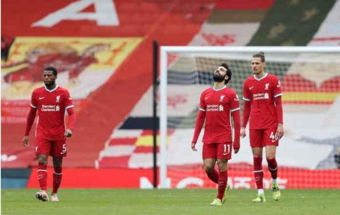Empat pemain Liverpool akan dinonaktifkan jika gagal lolos ke Liga Champions musim depan