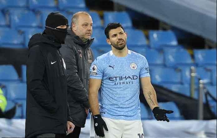 Manchester City Tak Perpanjang Kontrak, Sergio Aguero Siap Hengkang ke Klub Rival