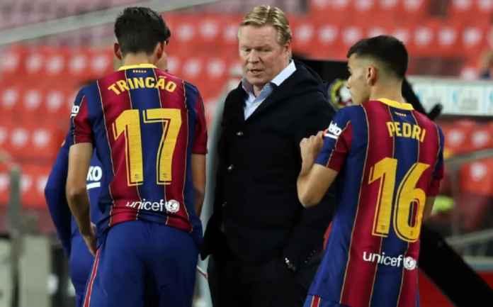 Ronald Koeman Putar Otak Tentukan Pengganti Pedri Jelang Barcelona Kembali Bertemu Sevilla