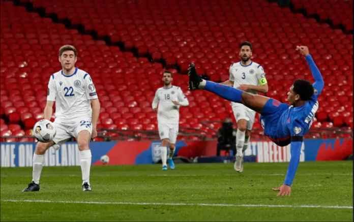 Timnas Inggris Sudah Punya Satu Pemain yang Bisa Diandalkan di Euro