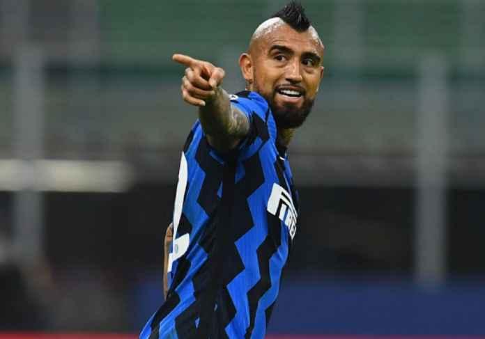Belum Satu Musim di Inter Milan, Arturo Vidal Berpeluang Pindah ke Turki