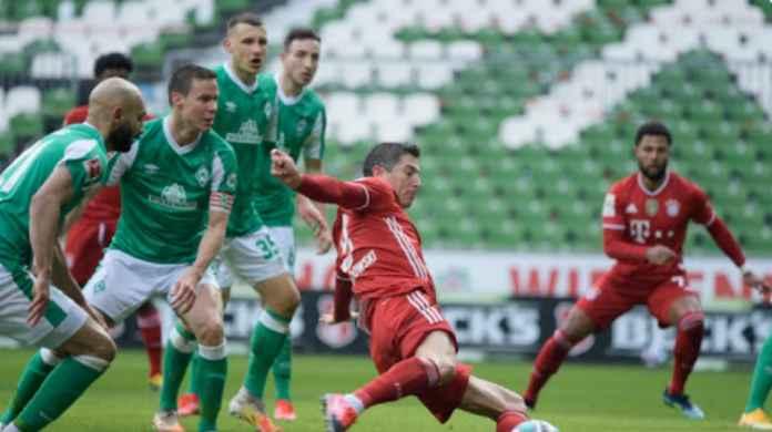 Hasil Liga Jerman: Bayern Munchen Menang Mudah di Werder Bremen