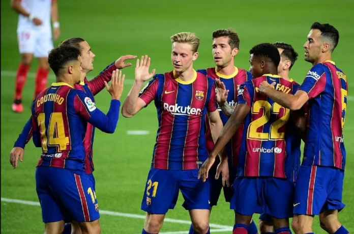 Barcelona Tambah Kacau La Liga Turunkan Batas Gaji Pemain