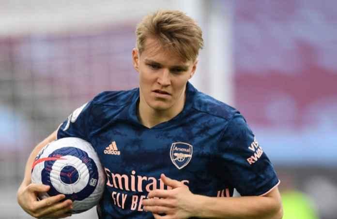 Real Madrid Buyarkan Impian Arsenal Permanenkan Odegaard