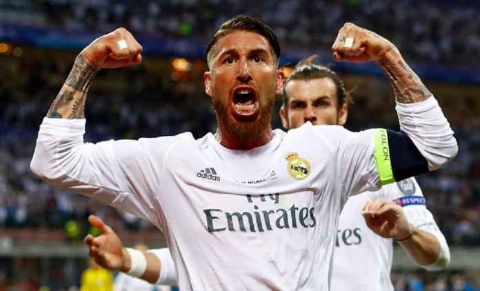 Sergio Ramos Yakin Masih Berjaya Hingga Lima Tahun Mendatang