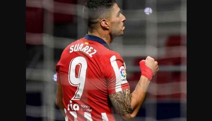 Hasil Liga Spanyol: Atletico Madrid Menang, Luis Suarez Ancam Posisi Messi di Daftar Top Skor