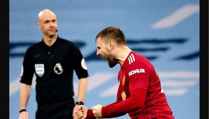 Hasil Liga Inggris: Manchester United Akhiri 21 Rangkaian Kemenangan Man City