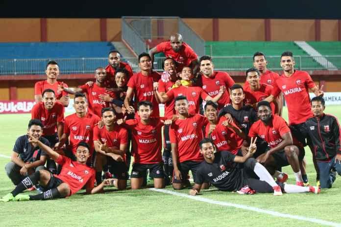 Madura United Beberkan Targetnya di Piala Menpora
