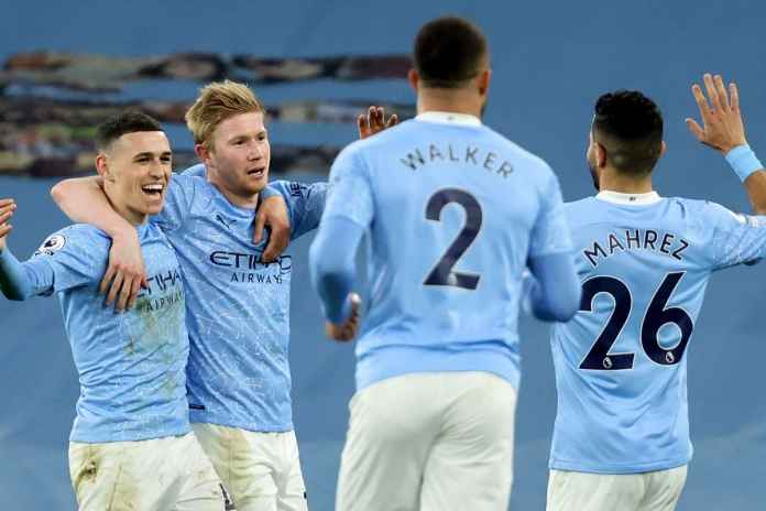 Manchester City Diragukan Raih Empat Trofi Musim Ini