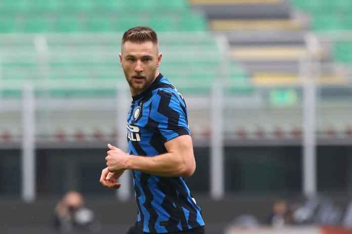 Milan Skriniar Akan Lakukan Satu Hal Jika Inter Juara