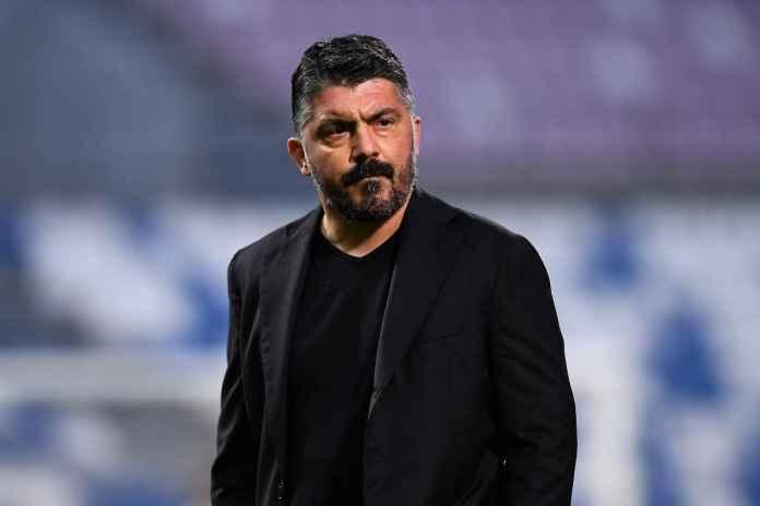 Napoli Semringah Jelang Melawan AC Milan