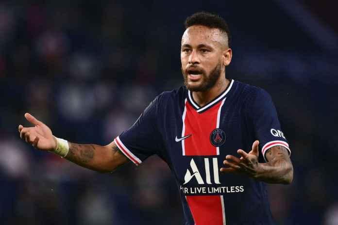 Neymar lebih Baik Saat Bersama PSG Bukan Barcelona