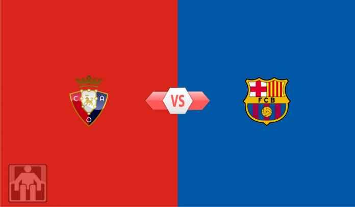 Prediksi Osasuna vs Barcelona, Jaga Momentum, Pemanasan Jelang Kontra PSG