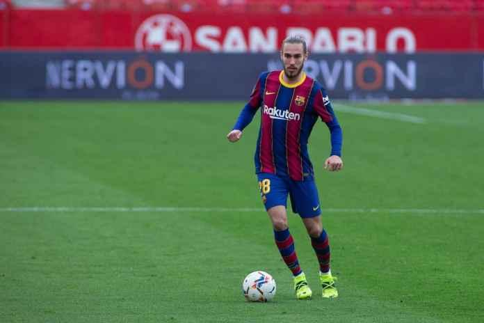 Oscar Mingueza Bakal Tinggalkan Camp Nou