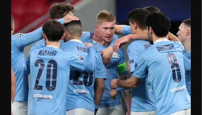 Pemain Manchester City di kualifikasi Piala Dunia