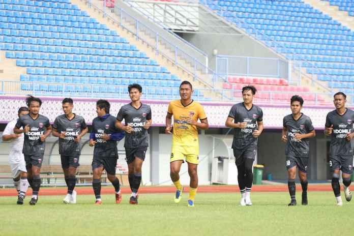 Persita Tangerang Serius untuk Menghadapi Liga 1