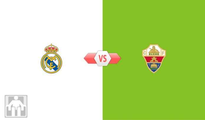 Prediksi Real Madrid vs Elche, Jangan Menyerah, Saatnya Kembali ke Jalur Kemenangan