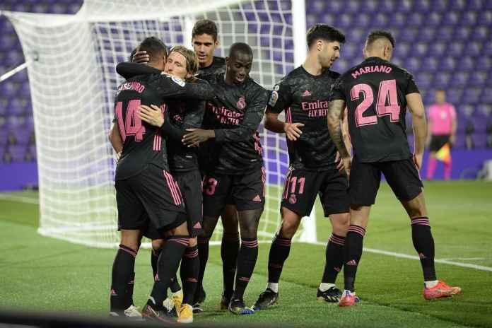 Real Madrid Bisa Kalah Saat Jumpa Atalanta di Leg Kedua