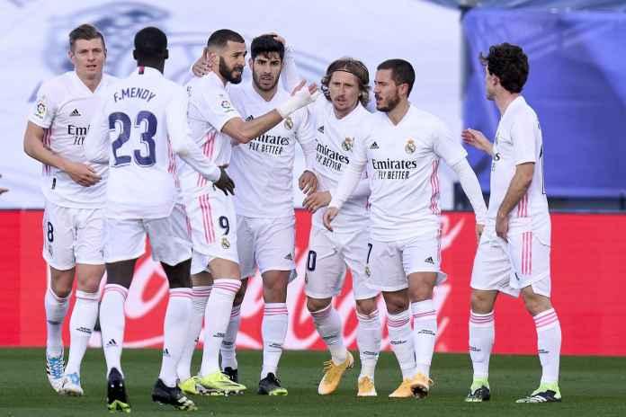 Real Madrid Masih Bisa Menangkan Trofi La Liga