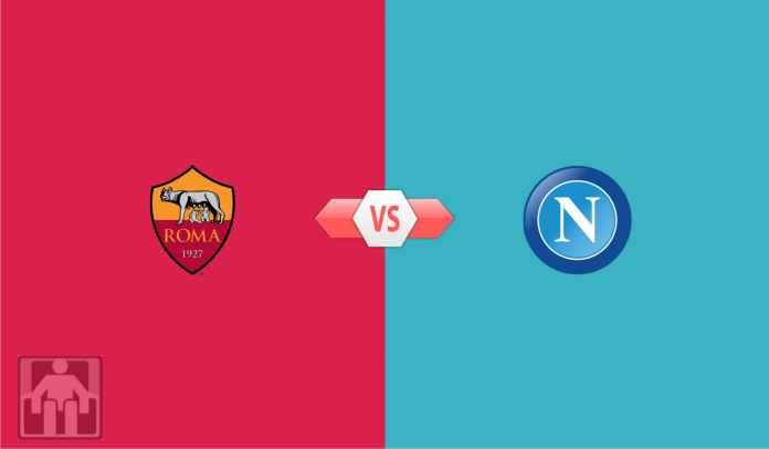 Prediksi AS Roma vs Napoli, Sama-Sama 50 Poin, Siap Menang Demi Empat Besar!