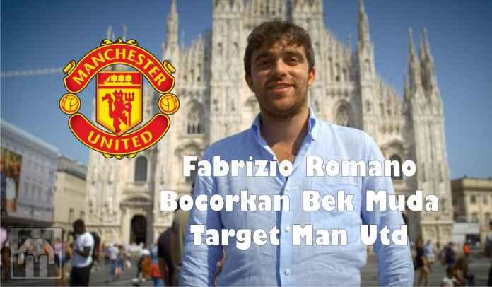 Fabrizio Romano : Manchester United Bidik Bek Tengah Paling Menjanjikan di Eropa