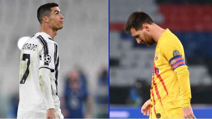 No Ronaldo, No Leo di Perempat Final Liga Champions Untuk Pertama Kalinya Sejak 2004/2005