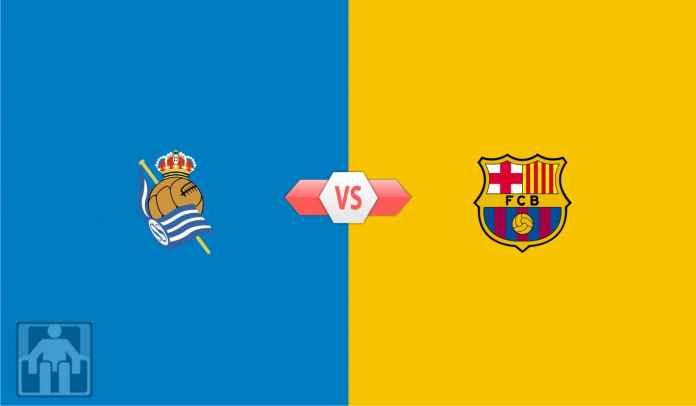 Prediksi Real Sociedad vs Barcelona, Tim Tamu Belum Pernah Kalah di Liga Pada 2021