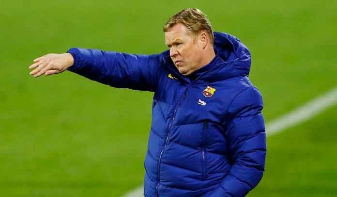 Koeman Harapkan Keajaiban Kontra PSG Usai Barcelona Comeback Lawan Sevilla