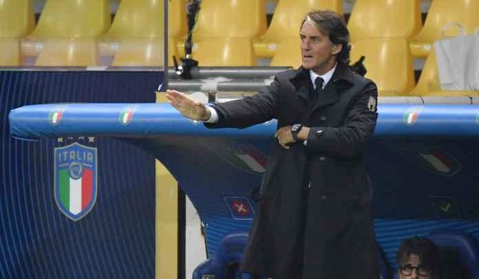 Roberto Mancini Singung Taktik Parkir Bus Bulgaria Usai Kemenangan 2-0 Italia