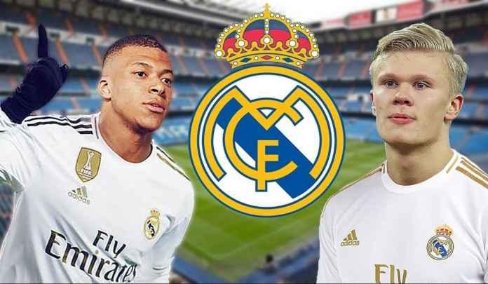 Ramos, Hazard & Varane Bisa Dikorbankan Demi Madrid Beli Haaland & Mbappe