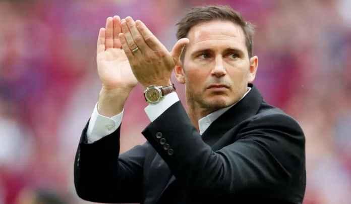 Manajer Gagal Chelsea Frank Lampard Bakal Ditunjuk Jadi Pelatih Inggris U-21