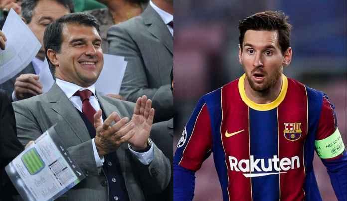 Lionel Messi Request Transfer Pemain Ini Demi Bersedia Bertahan di Barcelona