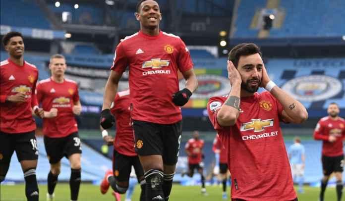 Manchester United Segera Dapat Sponsor Jersey Baru, Nilainya Mencapai 1,4 Trilyun