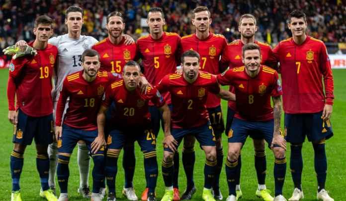 Timnas Spanyol : Berita Tim, Daftar Skuad, & Jadwal di Kualifikasi Piala Dunia 2022