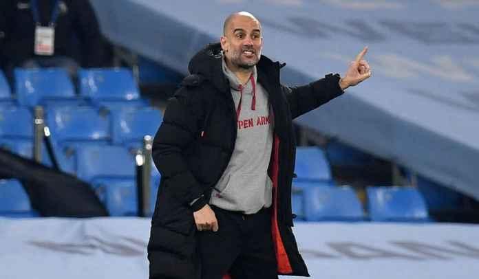 City Capai Rekor 21 Kemenangan Beruntun, Guardiola Malah Pikirkan Man United
