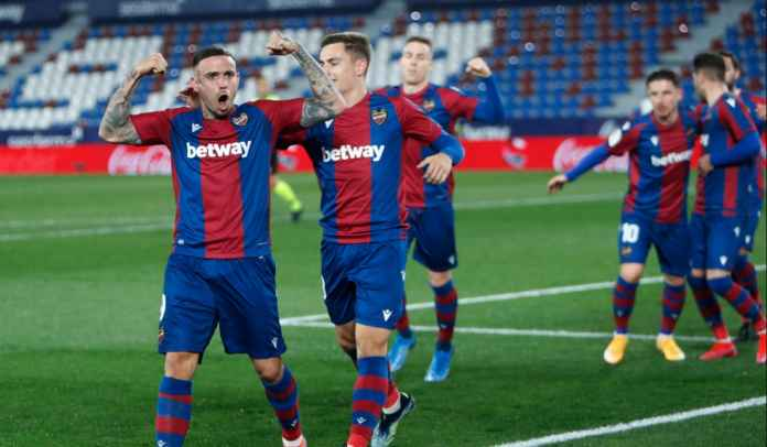 Hasil Liga Spanyol: Pembunuh duo Madrid itu beraksi, kali ini Valencia menjadi korban baru Levante