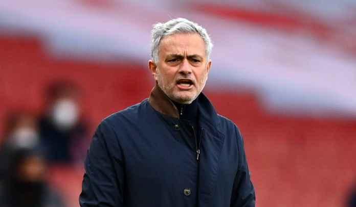 Jose Mourinho Telan Rekor Terburuk Usai Kekalahan Spurs dari Arsenal Tadi Malam