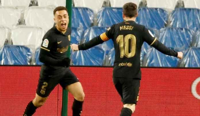 Sergino Dest Banggakan Perubahan Formasi Barcelona Usia Bantai Sociedad 6-1