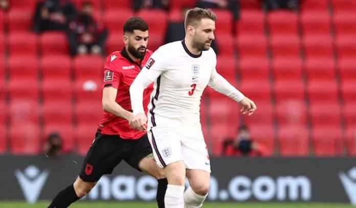 One Assist Untuk Inggris, Luke Shaw Meningkat Di Euro 2020