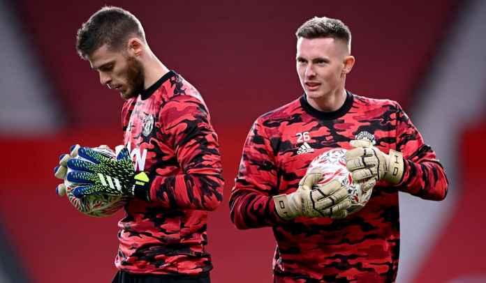 Dean Henderson Bertujuan untuk posisi No.1 Man Utd, masa depan David de Gea dipertanyakan