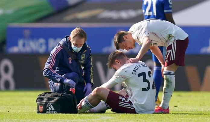 Mikel Arteta Beri Update Soal Cedera Emile Smith-Rowe Usai Kemenangan Tadi Malam
