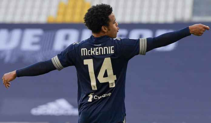 Secara resmi, Juventus Menyelesaikan Pembelian Permanen Weston McKennie