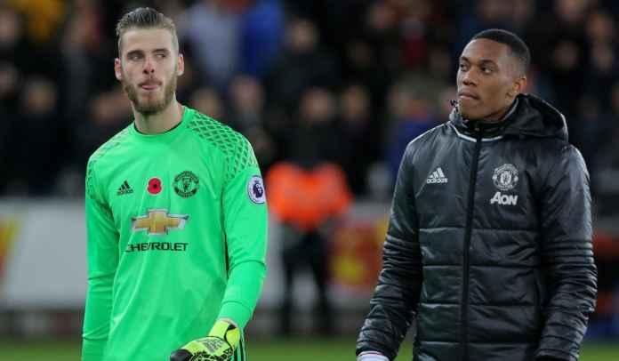 Bos Man Utd Ungkap Kenapa De Gea & Martial Absen Kontra Crystal Palace