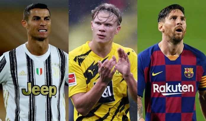 Ditanya Siapa Lebih Hebat Ronaldo Atau Messi, Ini Jawaban Mengejutkan Haaland!