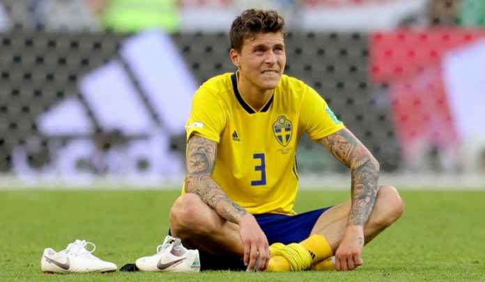 Victor Lindelof Mendadak Tinggalkan Swedia, Kembali ke Manchester, Ada Apa?