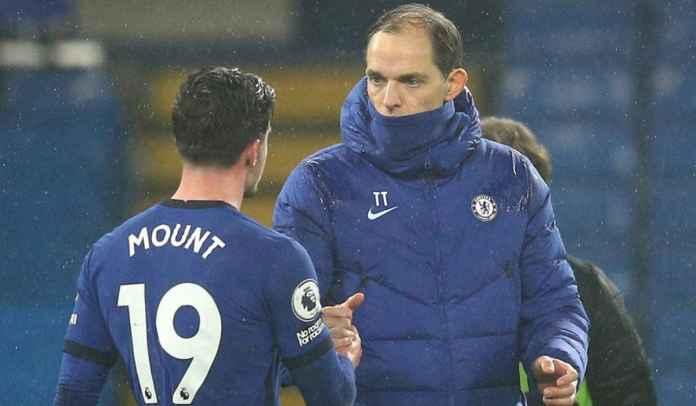 Mount & Jorginho Absen, Tuchel Khawatirkan Chelsea Jelang vs Atletico Madrid