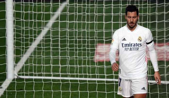 Eden Hazard Kesal Karena Bisa Gagal Bela Real Madrid vs Liverpool di Liga Champions