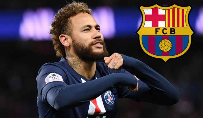 Resmi, PSG Pastikan Neymar Batal Reuni Dengan Barcelona di Liga Champions