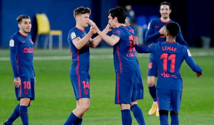 Hasil Liga Spanyol : Madrid & Barcelona Menangis, Atletico Menang Lagi Tadi Malam